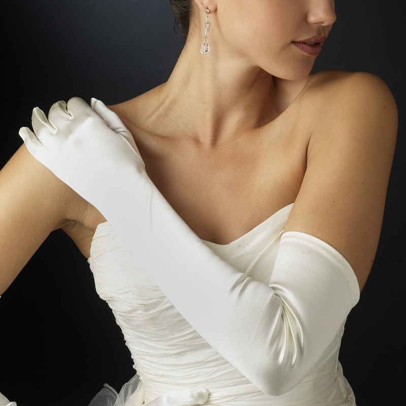 guantes de novia